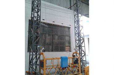10 m σχοινί αλουμινίου με κινητήρα αλουμινίου ψευδοροφή 1pp2000 μονοφασική 2 * 2.2kw