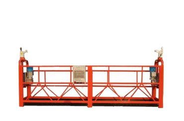 ZP500 ανυψωμένη εναέρια πλατφόρμα εξοπλισμού κατασκευής για εξωτερικό τοίχο