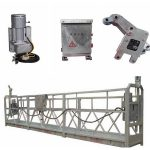 zlp800 2,5 m * 3 τμήματα εξοπλισμού πρόσβασης με αντάπτορα σιδήρου