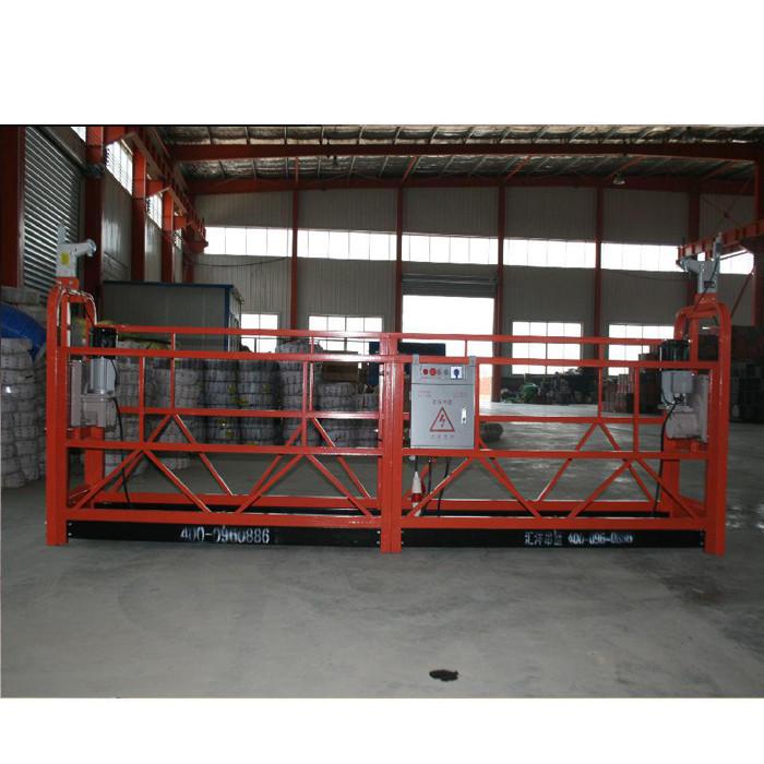 Περονοφόρα ανυψωμένη πλατφόρμα ρυθμιζόμενη πλατφόρμα εργασίας