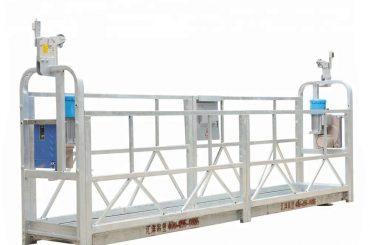 10m 800kg Συστήματα ανάρτησης με σκαλωσιές Κράμα αλουμινίου με ύψος ανύψωσης 300 m