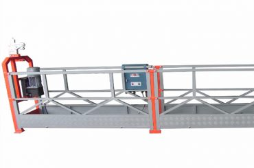 1000 kg 2.5 m * 3 τμήματα αναστολής πρόσβασης εξοπλισμού zlp1000 με 30kn κλειδαριά ασφαλείας