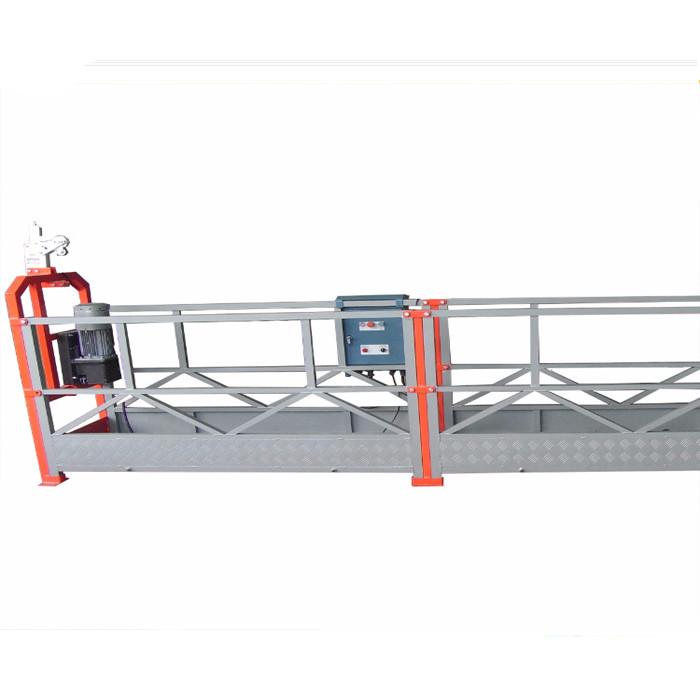 Τύπος ακινητοποιημένης πλατφόρμας εργασίας 800kg με ισχύ κινητήρα 1.8kw