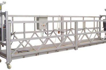 630 kg ηλεκτρικού εξοπλισμού αναστολής πρόσβασης zlp630 με ανυψωτικό ltd6.3