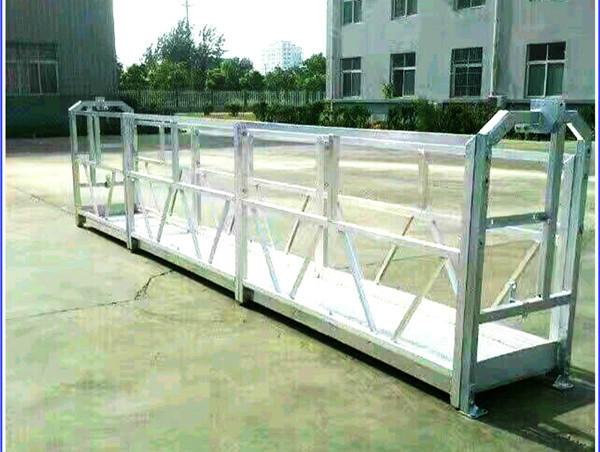 Αγκυρωμένες πλατφόρμες εργασίας χάλυβα / αλουμινίου με κλειδαριά ασφαλείας σειράς SAL