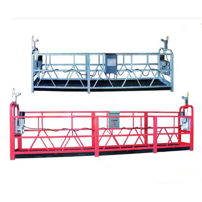 ZLP500 Εξοπλισμός Πρόσβασης / Γόνδολα / Βάση / Σκαλωσιά για Κατασκευή