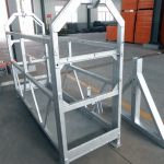 υψηλή ασφάλεια σχοινί ανελκυστήρες πλατφόρμας πλατφόρμα εγκατάστασης zlp630 zlp800 zlp1000