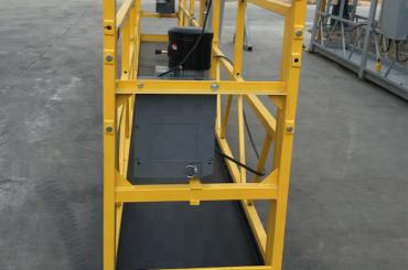 7.5m προσωρινά αναρτημένη πλατφόρμα συρματόσχοινων για κατασκευή