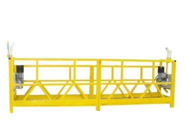 ανυψωμένο βάθρο πλατφόρμας χάλυβα / αλουμινίου, εξοπλισμός αναστολής πρόσβασης 630kg
