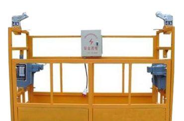 ασφαλής ανθεκτική κατασκευή γόνδολα για διακόσμηση