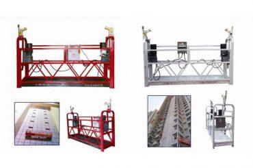 αναβαθμίδες πλατφόρμας ανελκυστήρων υψηλής ταχύτητας 2m x 2
